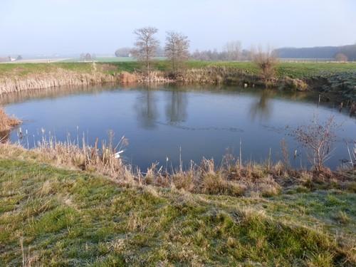 Krater 1 bij hoeve Hollandse Schuur (Heuvelland-Wijtschate)