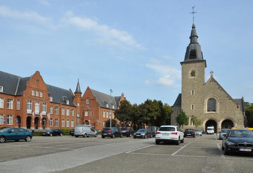 Kerkstraat 3 plein