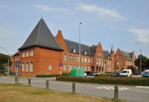 Kerkstraat 3 schoolgebouw