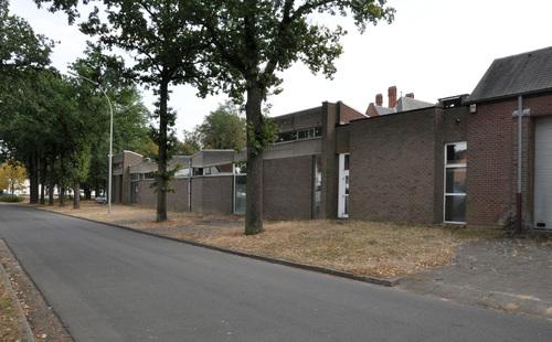Kerkstraat 3 gevels Hovenierslaan