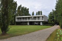 Architectenwoning Van der Graesen