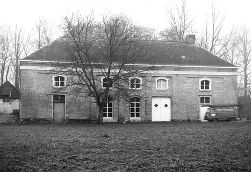 Herzele Kloosterberg 32 Dienstgebouw