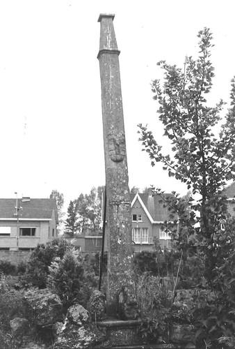 Herzele Kloosterberg 32 Schandpaal