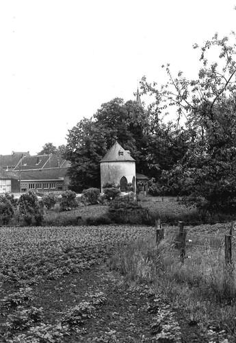 Herzele Kloosterberg 32 Tuinpaviljoen