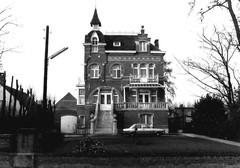 Art-nouveaustijl landhuis