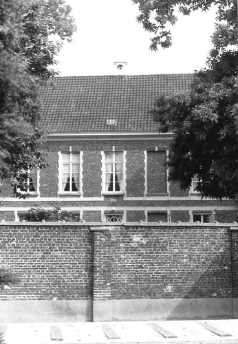 Gent Mariakerkeplein 1 achtergevel