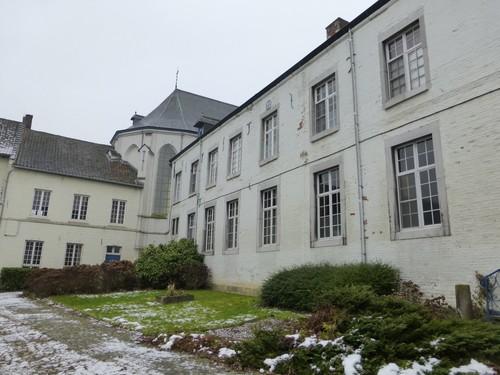 Borgloon, Kerniel, Kruisherenklooster van Colen (1).