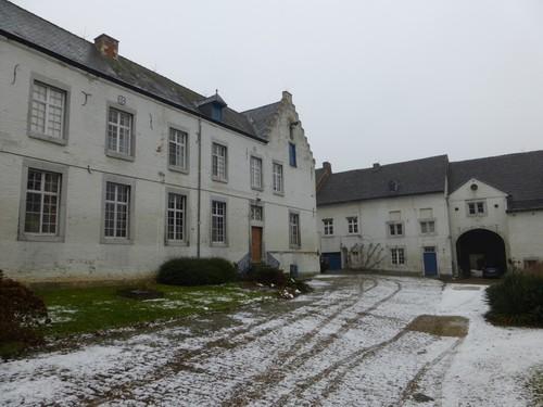 Borgloon, Kerniel, Kruisherenklooster van Colen.