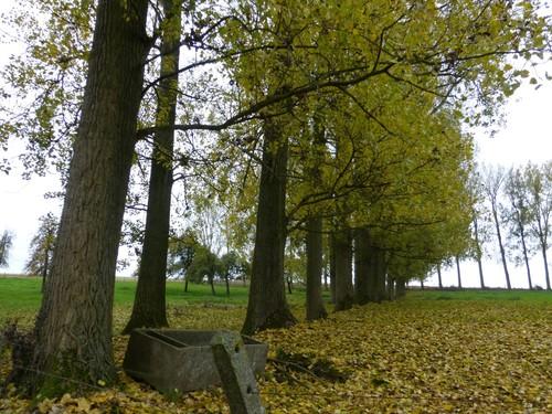 Ninove Nederhasselt Voetweg Lourdeskapel (8)
