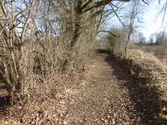 Landweg langs de Fonteinbeek