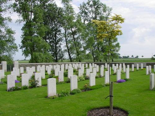 Wijtschate: Torreken Farm Cemetery