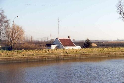 Oudenburg Vaartdijk-Noord 5 Boerenwoning
