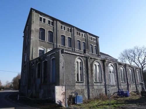 Wortegem-Petegem Kortrijkstraat 56-60 Zuidzijde van het Frans klooster