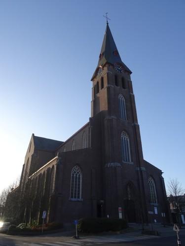 Kruishoutem Markt 25 Parochiekerk Sint-Eligius