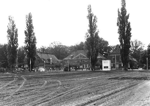 Brasschaat Gemeentepark Hoeve Manege