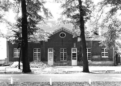 Brasschaat Gemeentepark Hovenierswoning