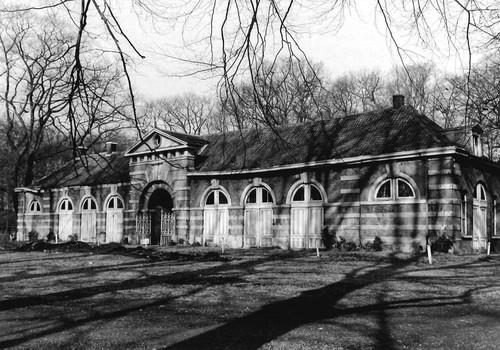 Brasschaat Gemeentepark Remise
