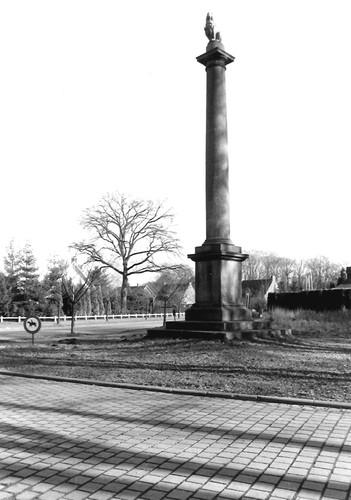 Brasschaat Gemeentepark Zuil