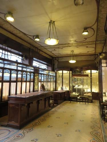 Antwerpen St.Jorispoort 26 winkel