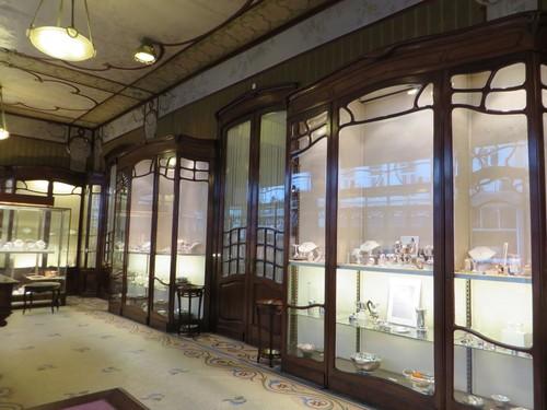 Antwerpen St.Jorispoort 26 winkelinterieur