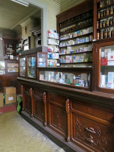 Borgerhout Langstraat 96 apotheek
