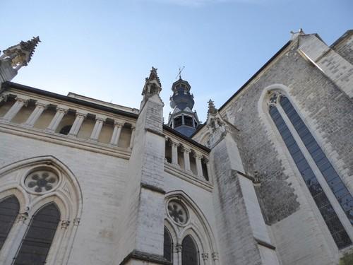 Zoutleeuw Grote Markt zonder nummer Parochiekerk Sint-Leonardus