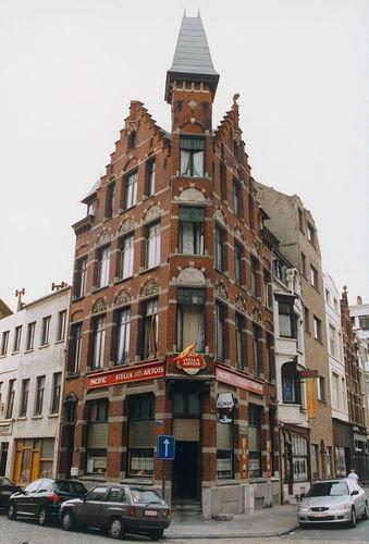Oostende Oesterbankstraat 1