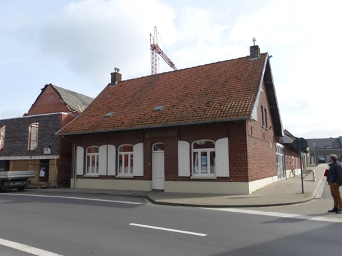 Zonnebeke Ieperstraat 47