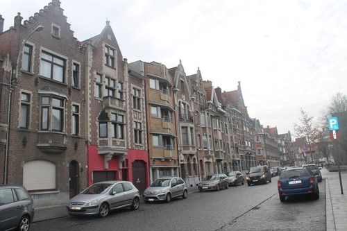 Sint-Bartholomeusstraat 1-37 centraal gedeelte