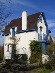 Cottagegetinte villa