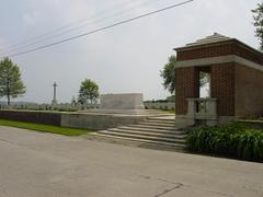 Britse militaire begraafplaats Wulverghem-Lindenhoek Road Military Cemetery