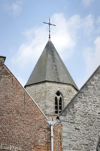 Wielsbeke St.-Brixiusplein zonder nummer Toren van de Sint-Brixiuskerk