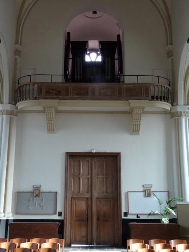 Kluisbergen Grote Herreweg zonder nummer Orgel in de Sint-Corneliuskerk