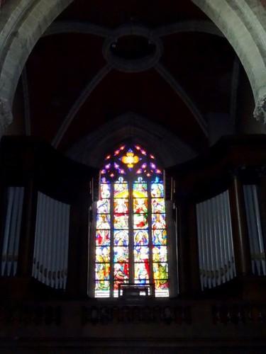 Ronse Kaatsspelplein zonder nummer Orgel in de Sint-Hermeskerk