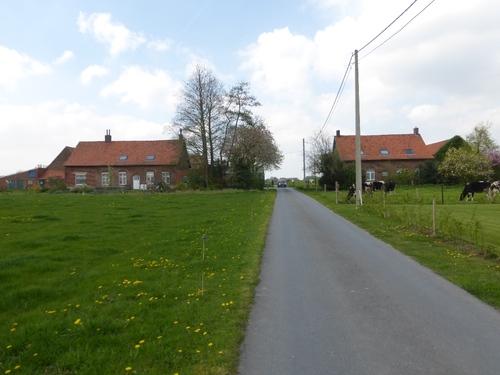 Zonnebeke Wervikstraat 146 148