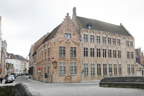 Brugge Spanjaardstraat 17