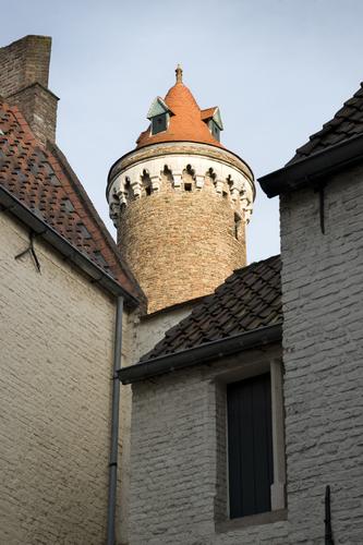Brugge Naaldenstraat 7 Toren
