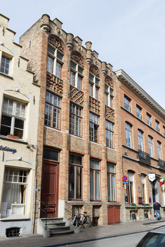 Brugge Oude Burg 24
