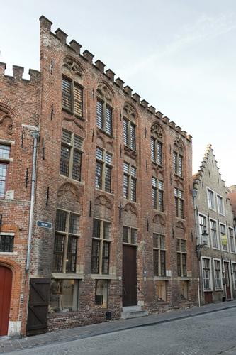 Brugge Genthof 1-3