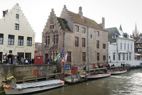 Brugge Huidenvettersplein 13