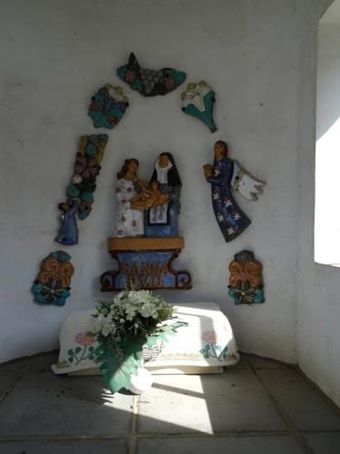 Lubbeek Kapelstraat zonder nummer kapel