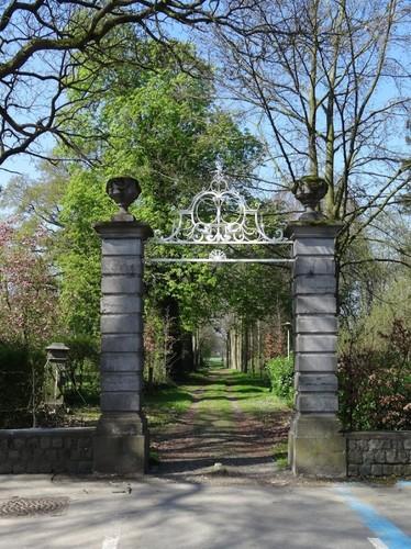 Bierbeek Groot Park 2 Toegangspoort Kasteel de Spoelberch