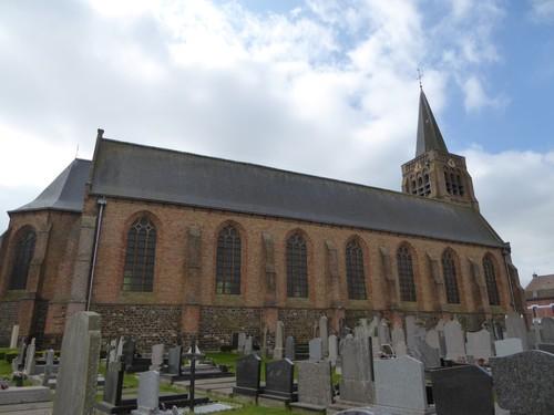 Heuvelland Planciusplein zonder nummer Parochiekerk Sint-Jan-Baptist