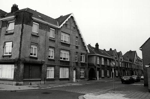 Oostende De Rudderstraat 64-78