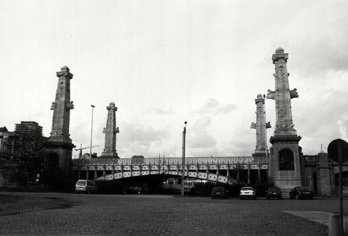 Oostende, Graaf de Smet de Naeyerlaan Zonder Nummer