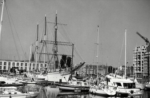 De Mercator in Oostende