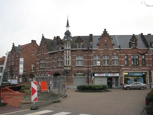 Aarschot Bogaardenstraat 2 en Amerstraat 1