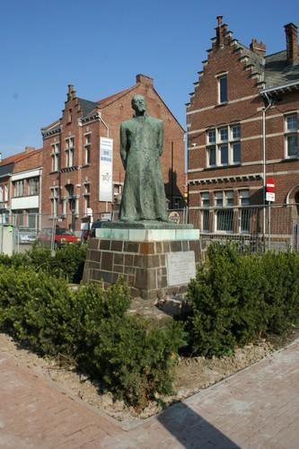 A, Amerstraat Pater Raskin Straatbeeld