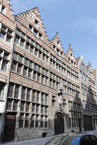 Antwerpen Braderijstraat 12-16