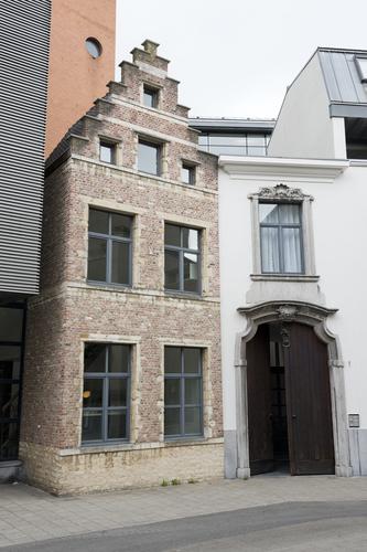 Antwerpen Blauwbroekstraat 1-3